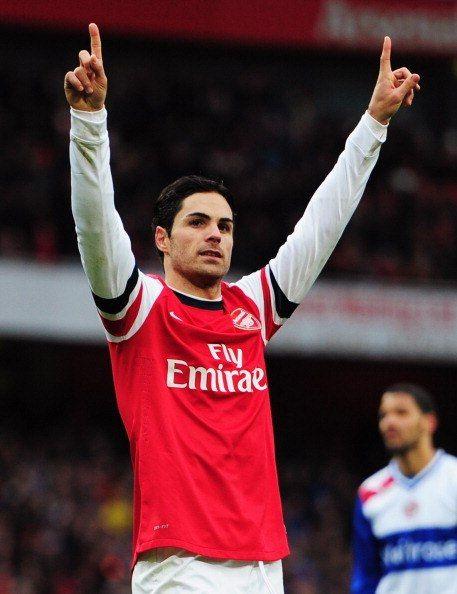 Mikel Arteta /Arsenal