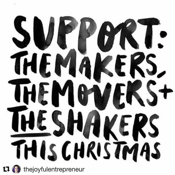#Repost @thejoyfulentrepreneur with @repostapp  Don't forget tomorrow is #smallbusinesssaturday  Websites like #etsy and #handmadeatamazon are full of #makers #creatives #artisans #craftsmen and #designers who are all small businesses striving to make a difference. Support them and their art by #shoppingsmall and #shoppingonline this holiday season!  #giftideas #buyhandmade #handmademovement #supporthandmade #bestgiftever #uniquegifts #thejoyfulentrepreneur #goteamflourish