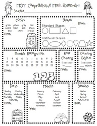 14 Kindergarten Readiness Activities and Printables #food