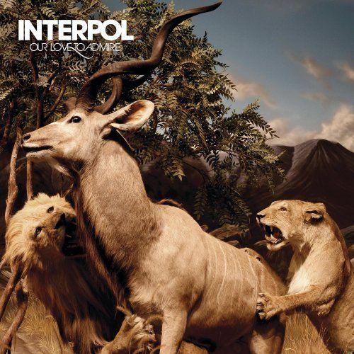 Rest My Chemistry- Interpol