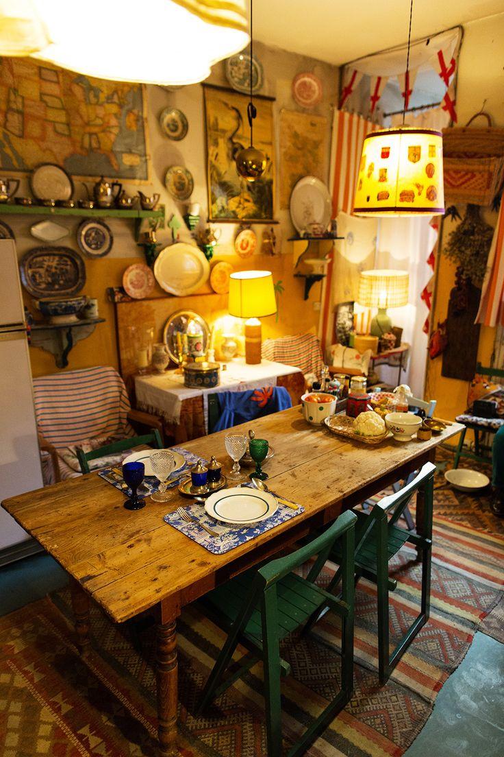 Quirky Interior Decorating Ideas
