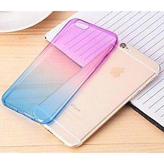 geleidelijk aan het veranderen kleur terug te dekken voor de iPhone 6s / 6 (diverse kleuren) – EUR € 3.91