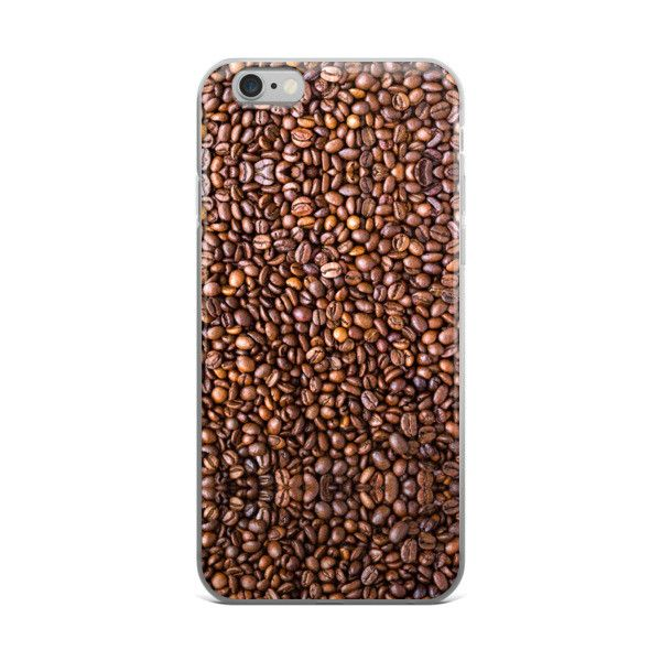 Coffee Beans Graphic iPhone Case