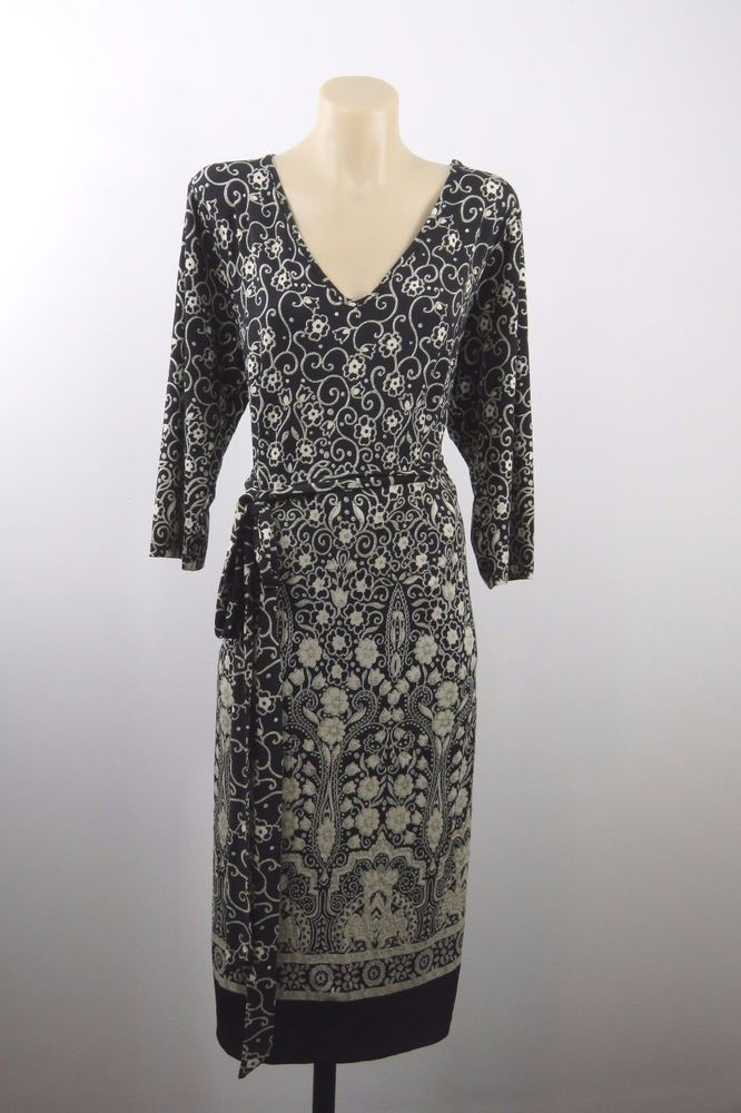 Plus Size 4XL 22 Leona Edmiston Ruby Black Dress Corporate Cocktail Office Style #LeonaEdmiston #TeaDress #WeartoWork