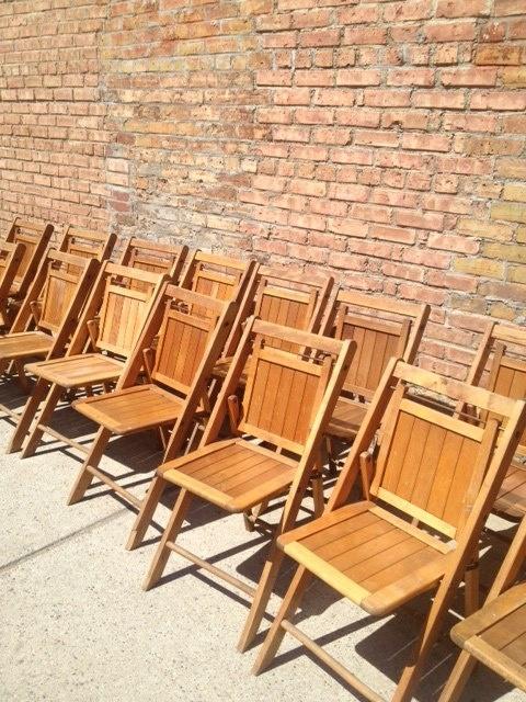Chair Rental from Lamprey Pass Workshop