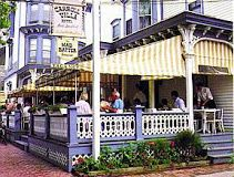 The Mad Batter and the Carroll Villa Hotel staff would like to welcome you to our 35th season as a Cape May historic hotel and restaurant. We received the New Jersey's Governor Diamond Award as a Cape May destination point. The Carroll Villa is a national landmark hotel circa 1882. The restaurant is the recipient of many critically acclaimed awards and is considered the granddaddy of Cape May's many fine restaurants. Roll out of bed for one of the best breakfasts of your life at the Mad…