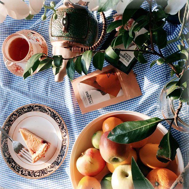 Afternoon tea party time! ❤️❤️🌿🌿☕️☕️☕️🍰🍰🎂 #teaparty - - - #organictea #weekendvibes #tastekaleidoscope #tastek #tasteK #ilovetea #teaandcake