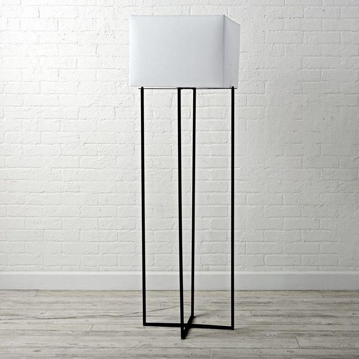 Pop Wire Blue Floor Lamp