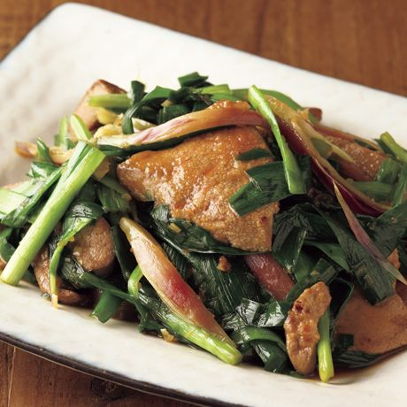 さっぱりレバニラ炒め   吉田勝彦さんの炒めものの料理レシピ   プロの簡単料理レシピはレタスクラブニュース