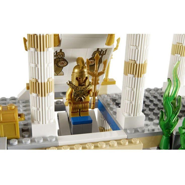 Lego-Atlantis-City-inside