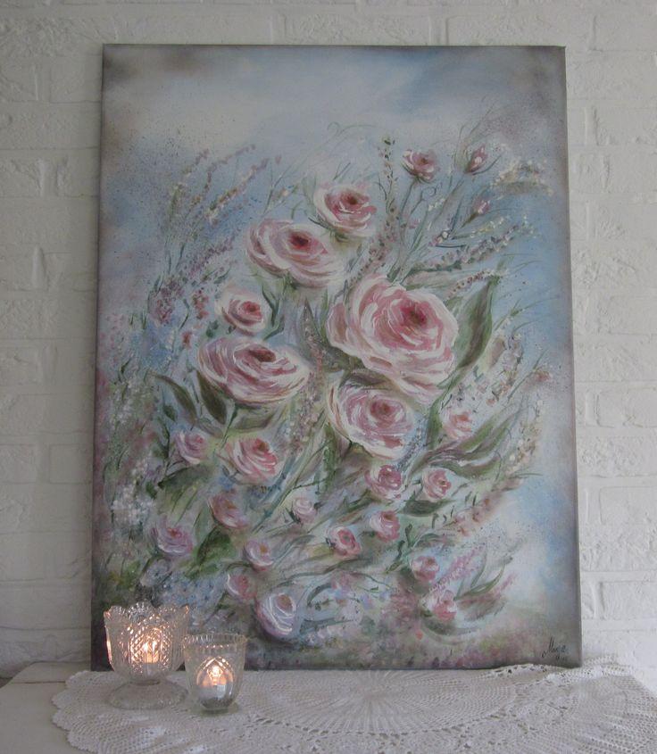 25 beste idee n over groot schilderij op pinterest acryl schilderij bloemen groot kunstwerk - Schilderij kamer jongen jaar ...