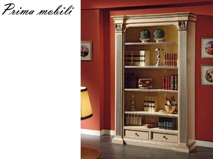 Итальянский книжный шкаф 2230 купить в Москве в Prima mobili