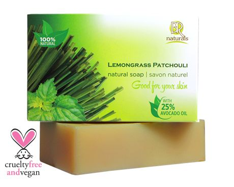 LEMONGRASS PATCHOULI BAR  Our blend of patchouli and lemongrass essential oils provides an exotic, sweet aroma with deep and earthy undertones, making it refreshing and stimulating. The essential oils enhance the soaps cleansing and disinfectant properties, leaving your skin fresh and rejuvenated.