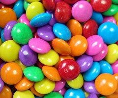 Smarties- Canadian style