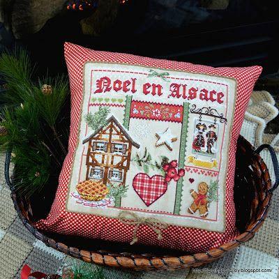 Noel en Alsace by Madame La Fee
