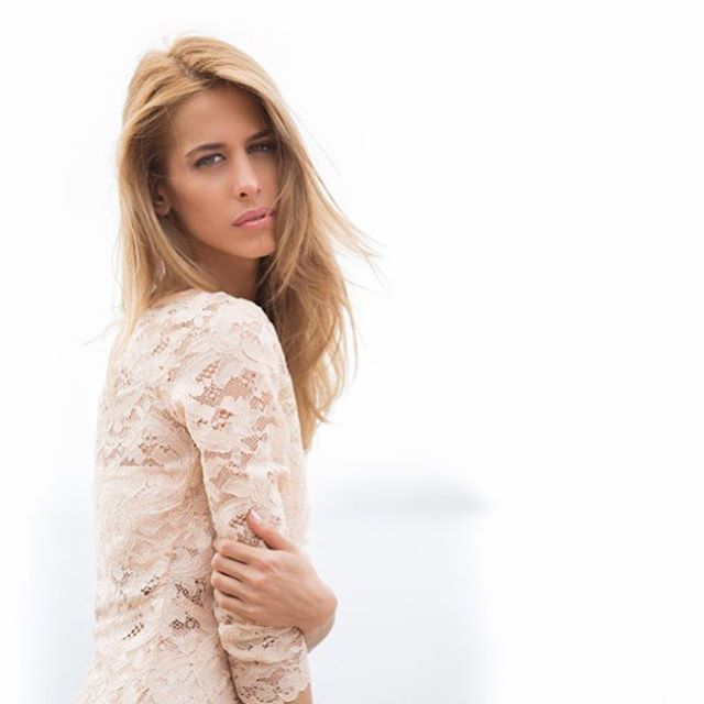 Lace everywhere #giuliashandmadeclothing#lace#dress#maxi#nude#details#ss15