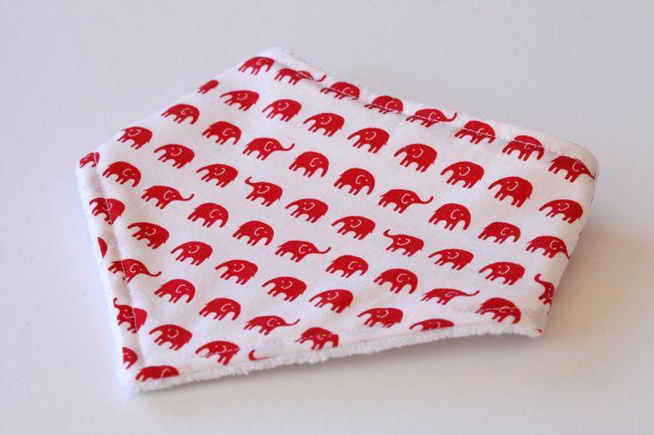 Elephant bib | Bandana bib | Baby bandana bib | Baby bibs | Dribble bib | Drool bib | Handmade bib by bluemonkeyau on Etsy https://www.etsy.com/au/listing/571777407/elephant-bib-bandana-bib-baby-bandana