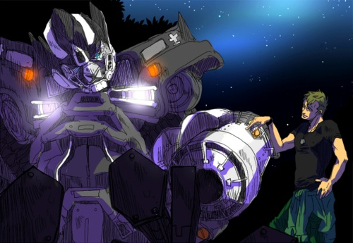 Image detail for -ironhide and lennox# pixiv