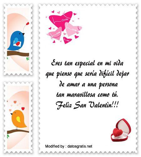 enviar postales del dia del amor y la amistad,enviar frases y tarjetas del dia del amor y la amistad: http://www.datosgratis.net/gratis-mensajes-de-san-valentin-para-mi-pareja/