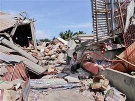 Indonesia earthquake kills at least 97