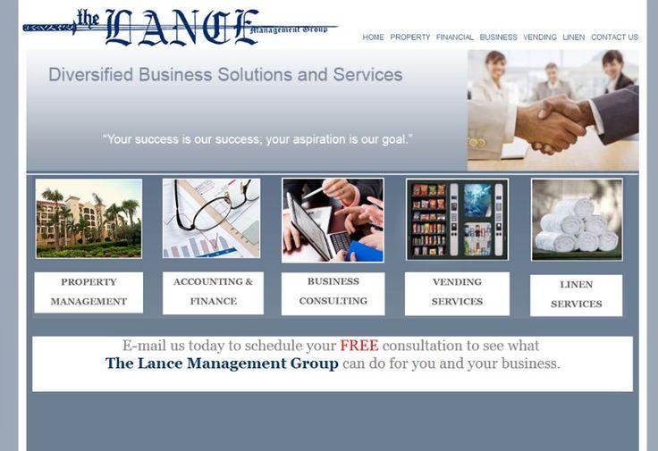 TheLanceManagement website