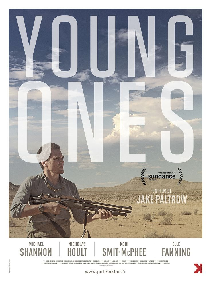 Young ones de Jake PALTROW (DVD Filature)
