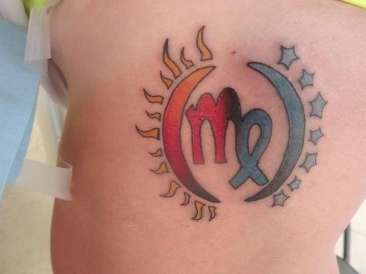 58 Best Virgo Tattoo Designs For All Ages Images On Pinterest