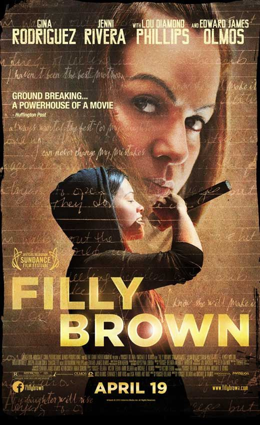 Filly Brown 27x40 Movie Poster (2013)
