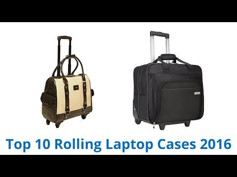 Everki Journey Laptop Trolley – Rolling Briefcase, 11-Inch to 16-Inch Adaptable Compartment - YouTube