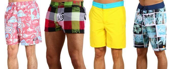 Мужские шорты лакост для плавания