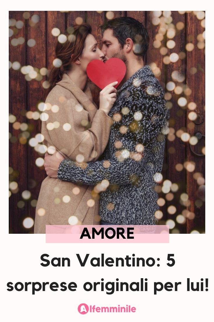 Sorprese San Valentino Per Lei san valentino: 5 sorprese originali per lui! (con immagini