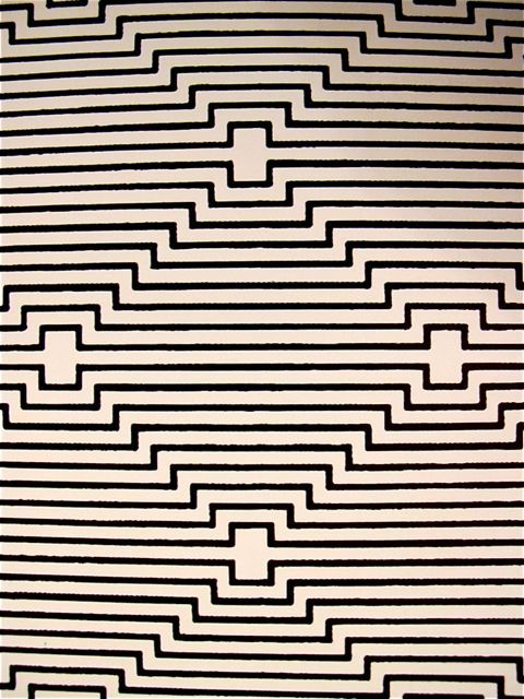 413 best images about patterns on pinterest quilt for Geometric illusion art