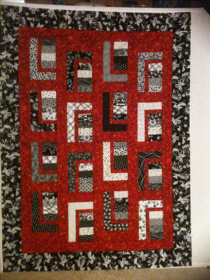 Quilt Pattern Urban Cabin : 1000+ images about Quilts - Urban Quilts on Pinterest Quilt art, Painted ladies and Quilt