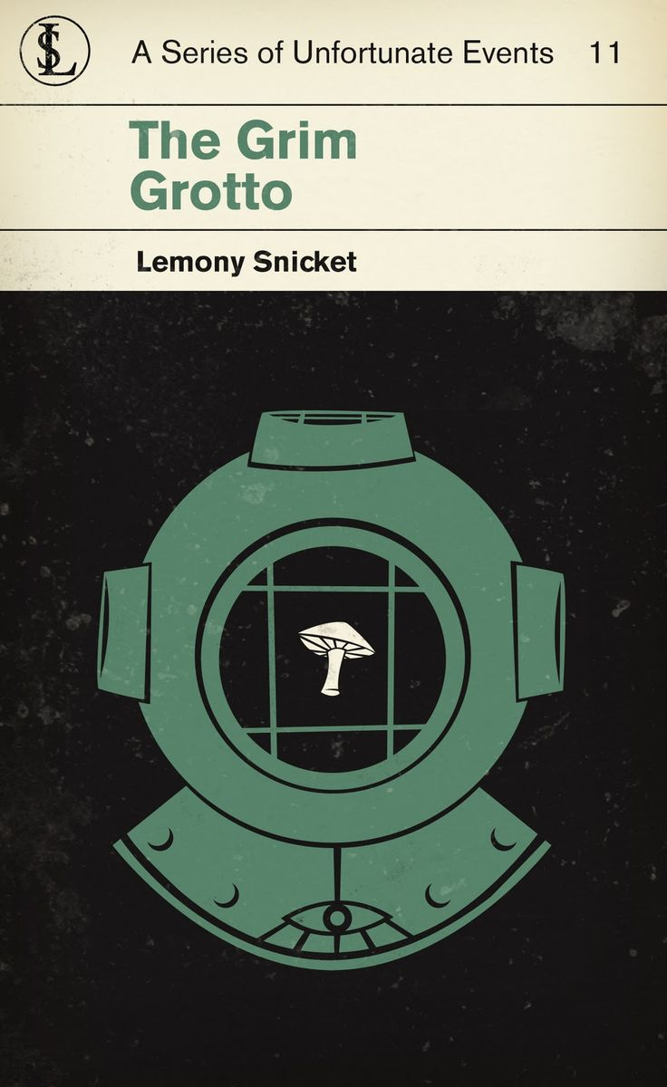 M S Corley Redesigned The Series Of Unfortunate Events Books To Lemony  Snicketpenguin