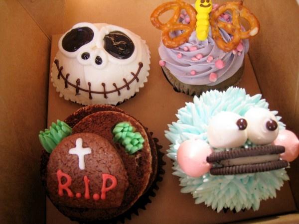 Monster Cupcakes bakery in Seoul | koreaye.com