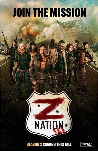 Affiche Z Nation.