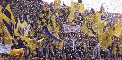 Fenerbahce Fans - Fenerbahce Stadium 90s