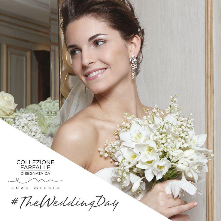 Il giorno del sì sta per arrivare? Partecipa al concorso #TheWeddingDay, se vincerai potrai raccontare il tuo matrimonio su Vogue Sposa! Iscriviti qui > http://bit.ly/1ptZfQV