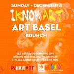 Art Basel Brunch & Painting Event at Nikki Beach: http://www.soflanights.com/?p=93119