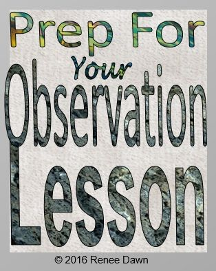 Prep for your observation lesson with The Perfect Lesson; teacher evaluation guide. Checklists, charts, cheat-sheets, teacher guides, tips, class posters, lesson plans and lesson plan templates for K – 5.