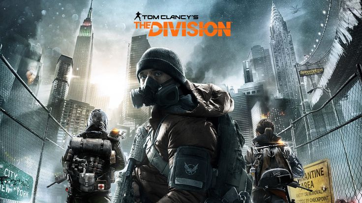 Review: Tom Clancy's The Division (Xbox One) - Geeks Under Grace  Tom Clancy may no longer be with us, but his creative spirit persists in The Division!