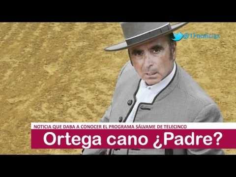 Ortega Cano espera su primer hijo biológico