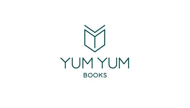 Yum Yum books logo | Logo Inspiration