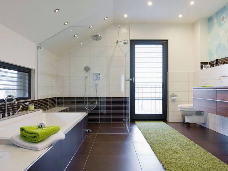 Musterhaus badezimmer  29 besten Badezimmer Bilder auf Pinterest | Gestalten, Traumhaus ...