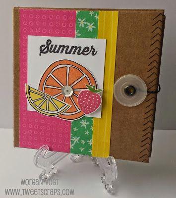 Taste of Summer Mini Folio