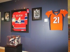 Man Cave Store New Jersey : Hockey man cave and bar