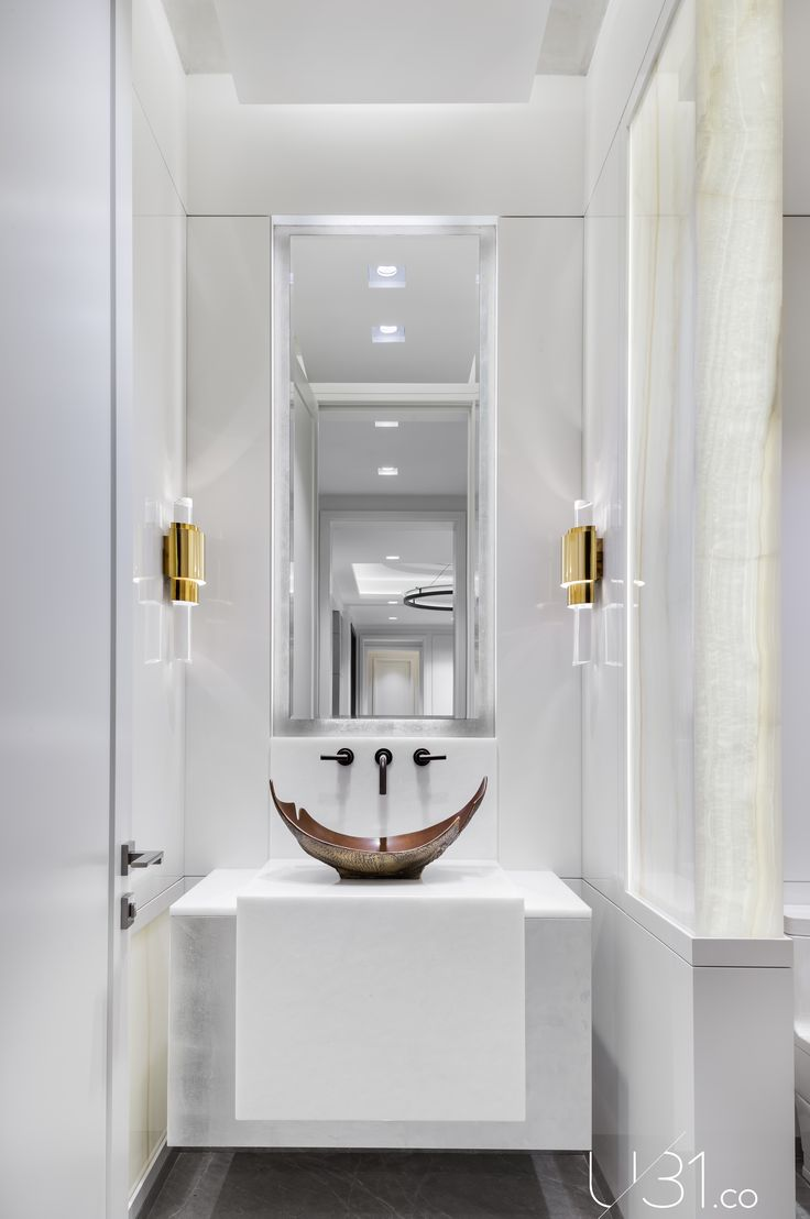 #u31 #luxury #art #design #interiors #interiordesign #architecture #designer #furniture #lighting #house #home #hotel #travel #inspiration #living #canada #toronto #contemporary #midcentury #modern #life #minimalism #classic #style #white #sink #bronze