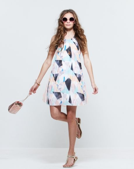 Pavement United Brands - Freya Dress + Owl Bag