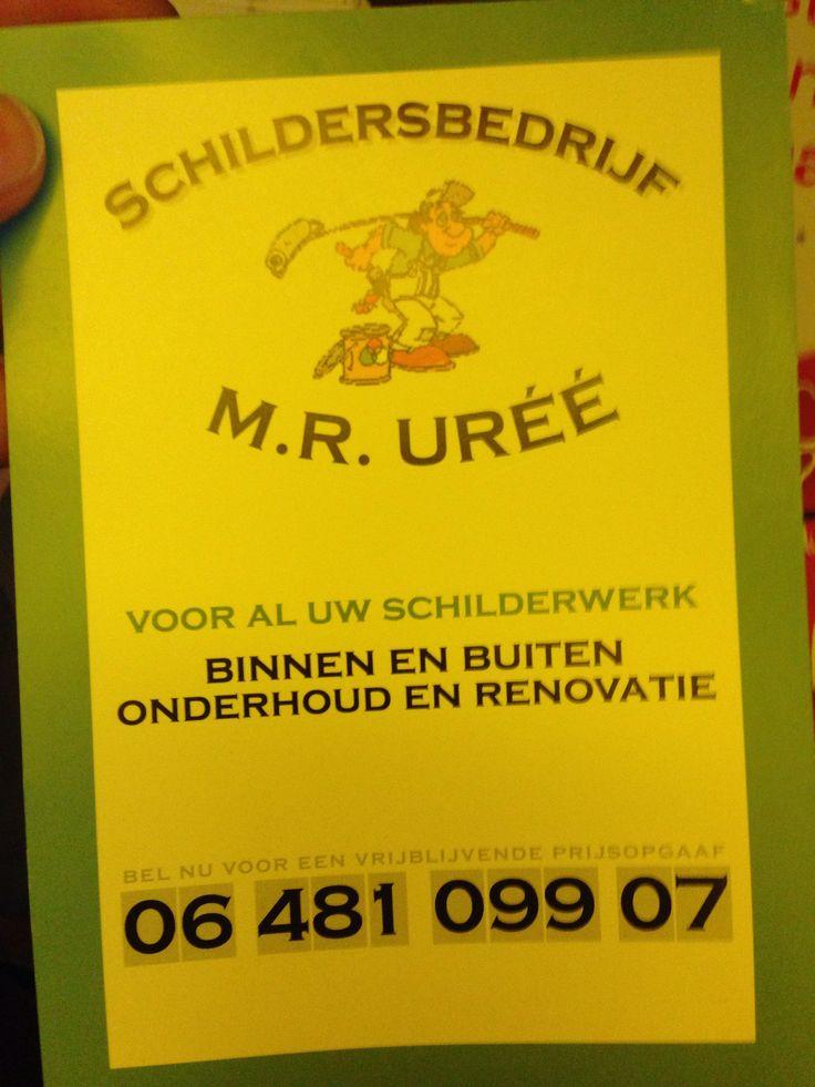 Schildersbedrijf M.R. Uréé