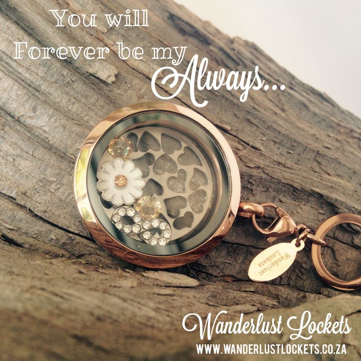You will forever be my always…keep your infinity charm close to your heart #rosegold #infinity #charms #forever